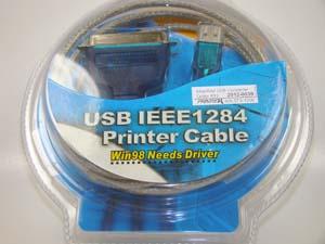 ACCESS,USB CONVERTER, MODIFIED ATEN  USB TO 1284B