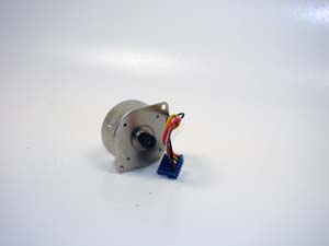 MOTOR,UNIPOLAR, 7.5 DEG  42MM PM CAN W/GEAR