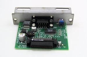 ASSY-POWERED 9 PIN SER IF PCB/BRKT