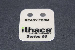 LABEL-M90 ITHACA