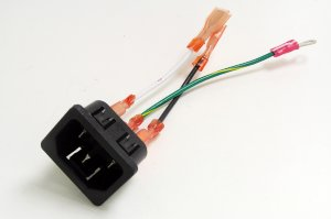ASSY-AC INPUT CONNECTOR