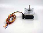 MOTOR,STEPPER,HIGH TORQUE  NEMA,SIZE 17,33MM,3.4OH