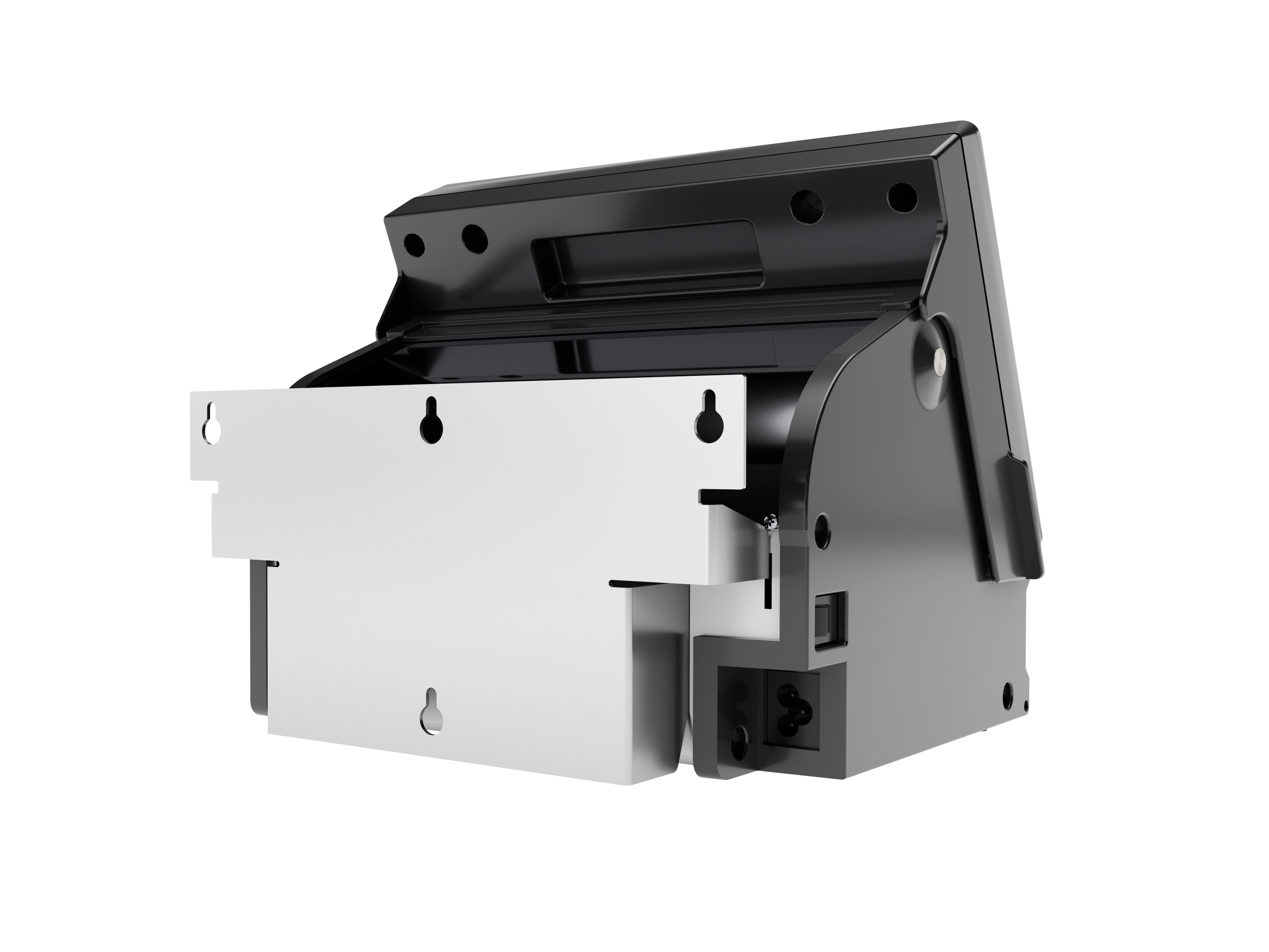 AccuDate 9700 Wall Mount