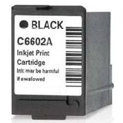 BLACK Inkjet Cartridge (HP C6602A)